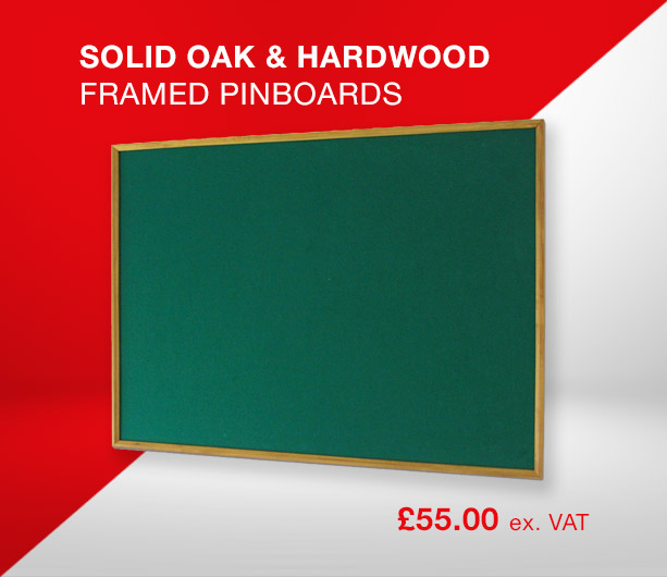 Wood Pinboards